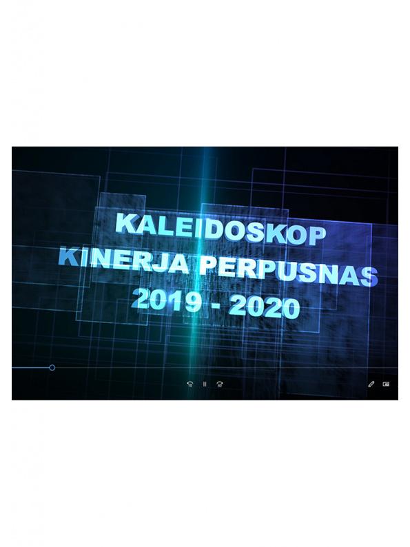 Kaleidoskop Perpustakaan Nasional RI 2019-2020